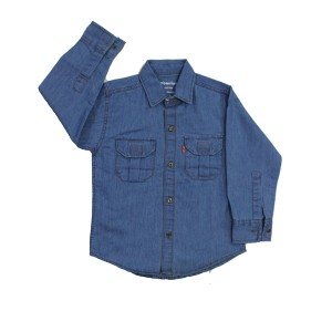 Boys Denim Shirt DFPM
