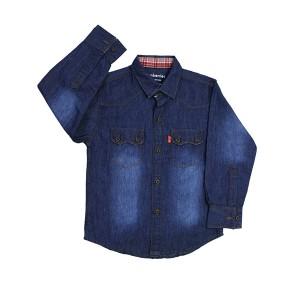 Boys Denim Shirt DFP