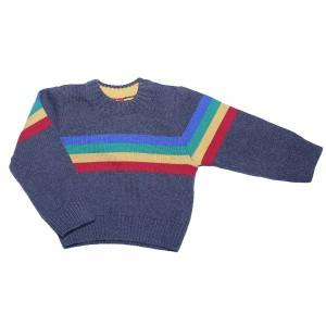 Boys Sweater RN LRG '19