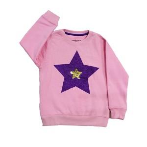 Girls Sweatshirt STAR