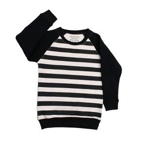 Girls Sweatshirt Stripes