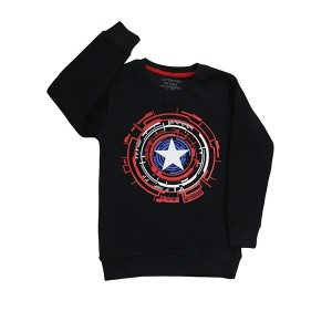 Sweatshirt CA Black