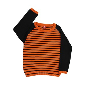 Boys Sweater RNeck/Stripes