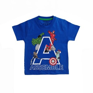Boys T-Shirt H/L A Royal