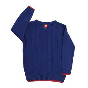 Boys Sweater RN Royal