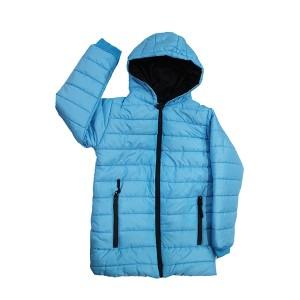 Girls Jacket Turquoies