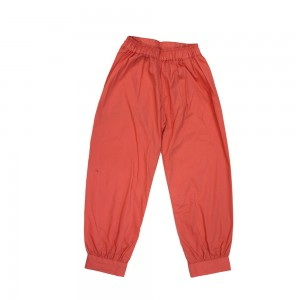 Girls Cotton Trousers