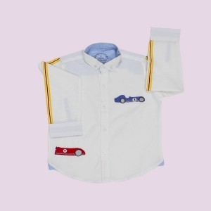 Boys chambray shirt