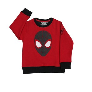 Boys sweat shirt spiderman