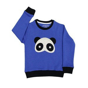 UNI Sweat shirt Panda navy