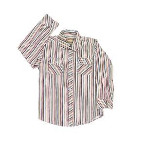 Boys Corduroy shirt lining