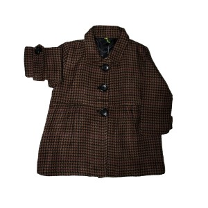Girl Tweed jacket multicol