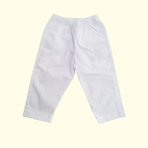 Boys Trouser White