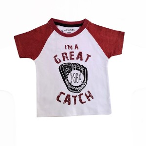 Boys T.shirt H/L Great Catch