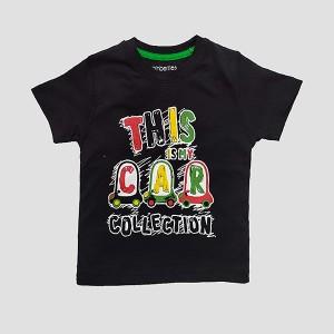 Boys T Shirt H/L CC Black
